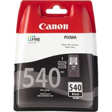 Canon PG-540 black ink cartridge