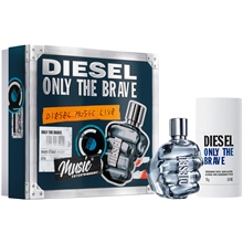 Only The Brave - Gift Set