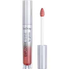3.5 ml - No. 083 Red Attraction - IsaDora Explosive Shine Lip Gloss