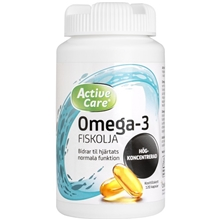 Active Care Omega-3 120 kapslar