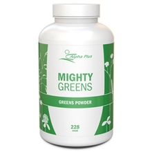 Mighty Greens 228 gram